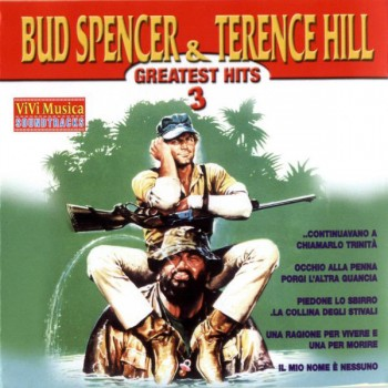 Bud Spencer & Terence Hill - Greatest Hits 3 (2003) .mp3 -192 Kbps
