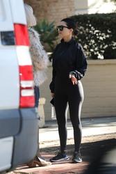 Kourtney Kardashian - Out in West Hollywood 12/27/18