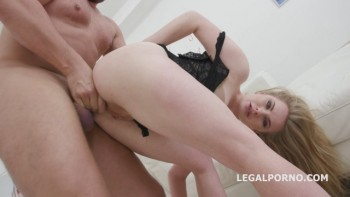 2on1 DP DAP with Madison Lush Balls Deep Anal Good Gapes Multiple Position Swallow GIO512 (04.03.2018) 720p