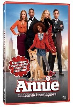 Annie - La Felicità E' Contagiosa (2014) DVD9 COPIA 1:1 ITA ENG