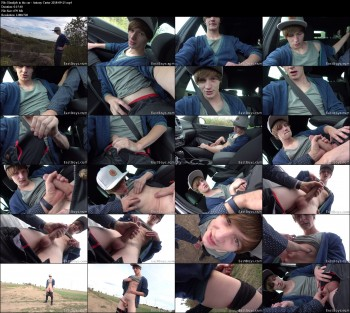 Handjob in the car - Antony Carter 2018-09-25