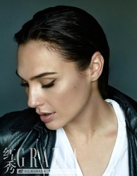 Gal Gadot - Grazia Magazine China, 2017