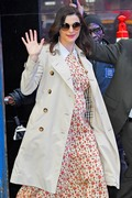 Rachel Weisz - Arriving at 'Good Morning America' in NYC 4/25/18