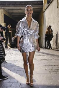 Bar Refaeli - Byblos Fashion Show in Milan 2/20/19