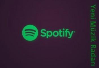 Spotify Yeni Müzik Radarı Kasım 2018 İndir