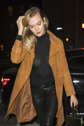 Karlie Kloss - Out for dinner in NYC 2/5/19