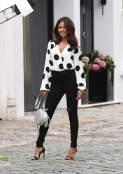 Michelle Keegan -                         Very Photoshoot London July 5th 2018.