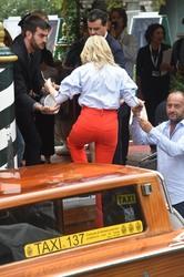 Chloe Grace Moretz - Arriving at Hotel Excelsior in Venice Italy 9/1/18