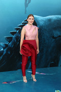 Holland Roden - Premiere of 'The Meg' in Hollywood 8/6/18