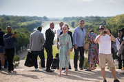 Katy Perry - Visiting the Palace of Versailles 5/31/18