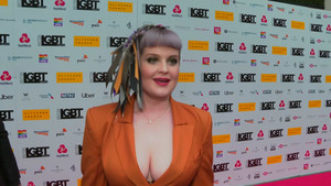 Kelly Osbourne at the 2019 British LGBT Awards in London - 5/17/19