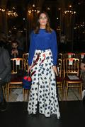 Mandy Moore - Ronald Van Der Kemp Haute Fashion Show in Paris 7/1/18