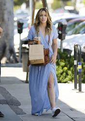 Chloe Bennet - Shopping in LA 6/19/18