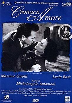 Cronaca di un amore (1950) DVD9 COPIA 1:1 ITA
