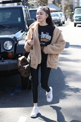 Madison Beer - Shopping in West Hollywood 2/22/18