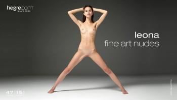 Leona Mia Leona - Fine Art Nudes     04/29/19