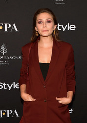 Elizabeth Olsen - 2018 HFPA And InStyle's TIFF Celebration 9/8/18