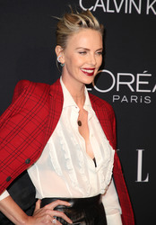 Charlize Theron - ELLE's 25th Women in Hollywood Celebration, Los Angeles, 10/15/2018