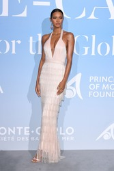 Lais Ribeiro - Gala for the Global Ocean in Monte Carlo 9/26/18