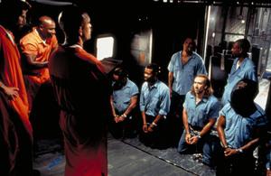 Воздушная тюрьма / Con Air (Николас Кейдж, Джон Кьюсак, Джон Малкович, 1997) 9378201014427174