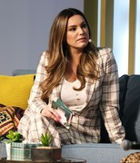 Kelly Brook -       ''This Morning Live'' Show Birmingham May 18th 2019.