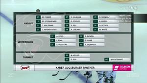 DEL 2018-10-07 Iserlohn Roosters vs. Augsburger Panther - German D17c71995258894
