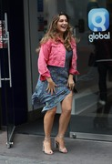 Kelly Brook -            Global Radio Studios London July 19th 2019.