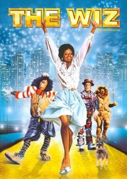The wiz (1978) DVD9 COPIA 1:1 Ita/Ing/Spa/Rus