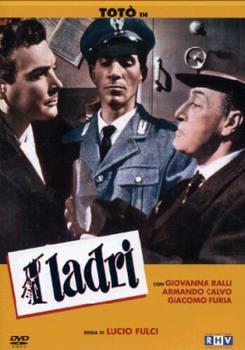 I ladri (1959) DVD5 Copia 1:1 ITA