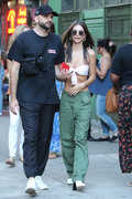 Emily Ratajkowski - Out in NYC 7/20/18