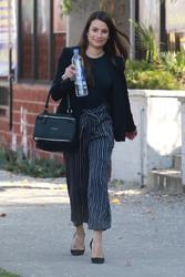 Lea Michele - Out in LA - 02/25/2019