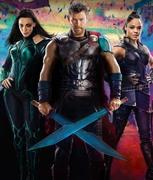 Тор 3: Рагнарёк / Thor: Ragnarök (Крис Хемсворт, Том Хиддлстон, Идрис Эльба, 2017)  Ccb082969389694