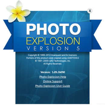 Photo Explosion Deluxe 5.09.26090 (MULTI/ENG)