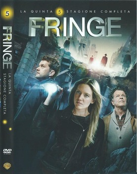 Fringe - Stagione 5 (2008-2009) 4xDVD9 Copia 1:1 ITA-ENG