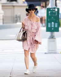 Katie Holmes - Out in NYC 5/14/18