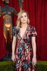Brie Larson - 2018 SAG Awards 1/21/18