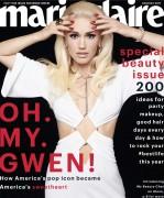 Gwen Stefani -                    Marie Claire Magazine December 2017.