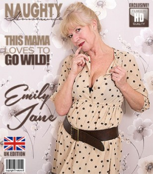 Emily Jane (62) (British housewife playing Emily Jane with her toy) (08.12.2017) 1080p
