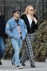 Sophie Turner - Out and about in NoHo - January 27, 2018
