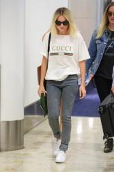 Margot Robbie - Arriving in Sydney 1/22/18