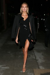 Romee Strijd - 11th Annual Women In Film Pre-Oscar Cocktail Party in Beverly Hills 3/2/18