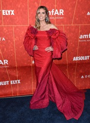 Heidi Klum - amfAR Los Angeles Gala October 18.2018 44122c1007778444