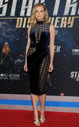 Rebecca Romijn - Star Trek: Discovery' Season 2 Premiere in NYC 1/17/19