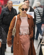 Emilia Clarke - At JFK Airport 5/20/18