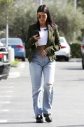 Kourtney Kardashian - At Erewhon Grocery store in LA 3/19/18
