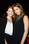 Lea Seydoux and Adele Exarchopoulos at the 19th Lumières Awards 1/20/14
