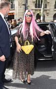 Lily Allen   -                     Dior Homme Show S/S 2019 Paris June 23rd 2018.