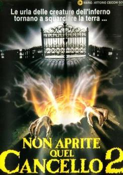 Non aprite quel cancello 2 (1987) DVD5 COPIA 1:1 ITA ENG