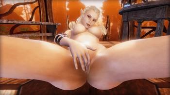 d1fed4885625504 - Elven Love: Naughty Rituals [Nutaku] [Full]