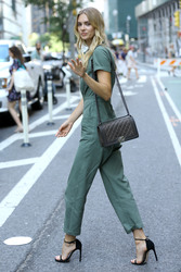 Megan Williams - Arriving at Victoria's Secret Fashion Show Callbacks in NYC 9/4/2018 8e010d966308074